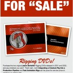 Rigging Dvds For Sale!